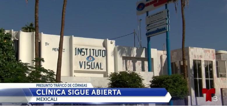 Siguen investigando a consultorio en Mexicali