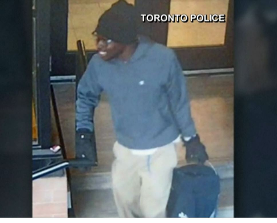 Suspect in a string of feces attacks in Toronto