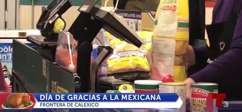Celebran fiestas a la Mexicana en la  Frontera de Mexicali
