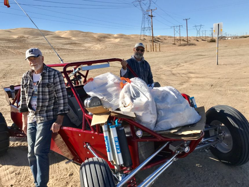 2018 Dunes Cleanup 2