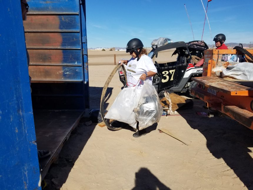 2018 Dunes Cleanup 3