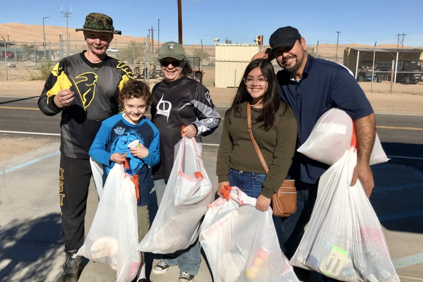 2018 Dunes Cleanup 4