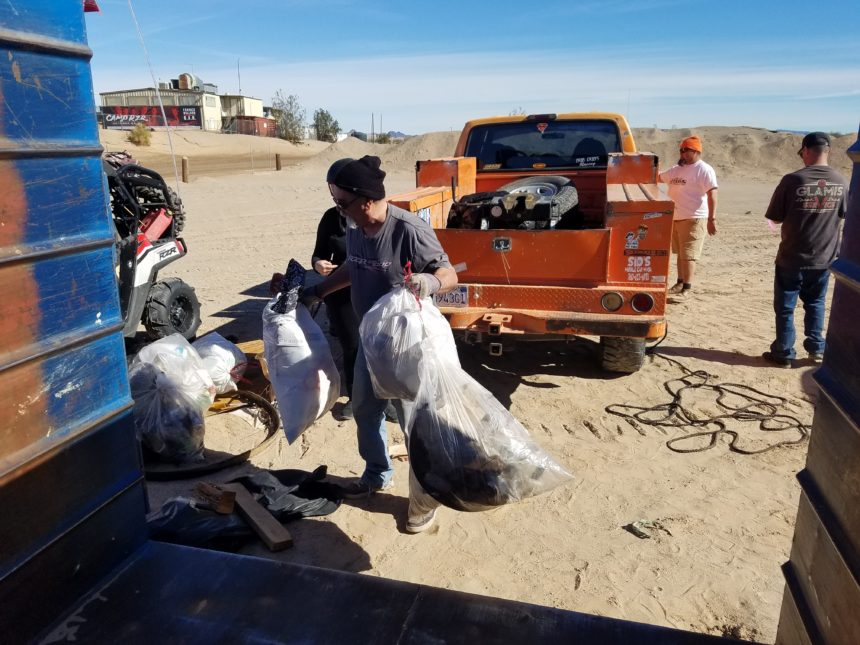 2018 Dunes Cleanup 5