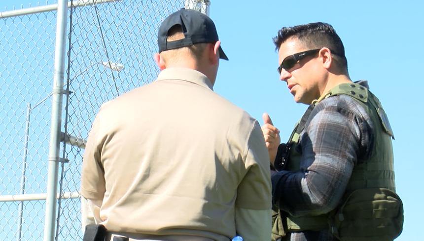 AWC Law Enforcement Training Academy