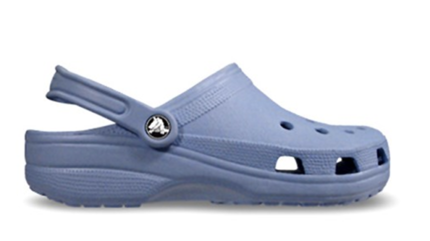 Crocs donating shoes to healthcare