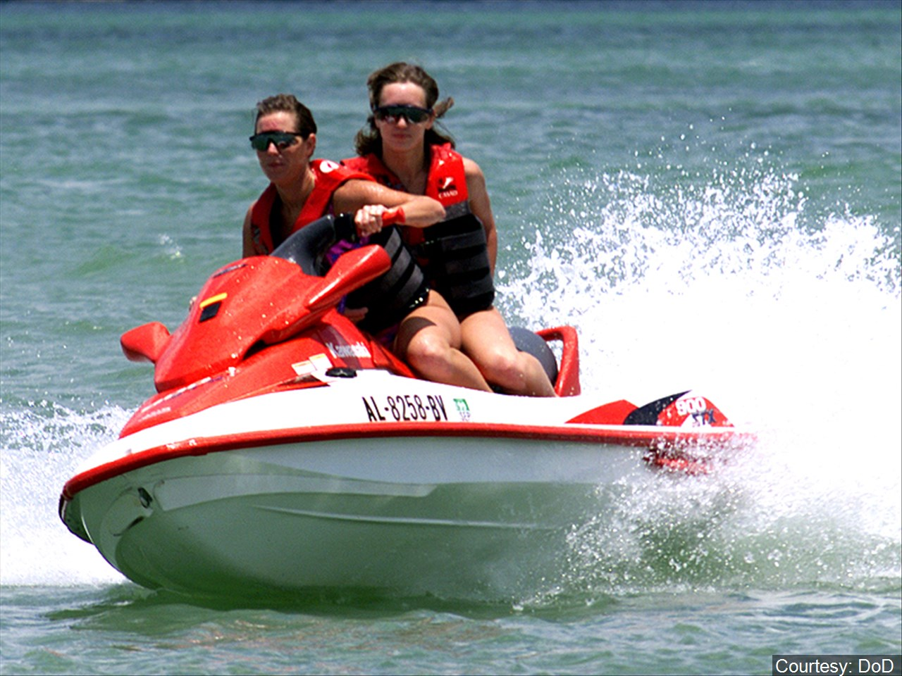 One Killed In Jet Ski And Boat Collision Kyma