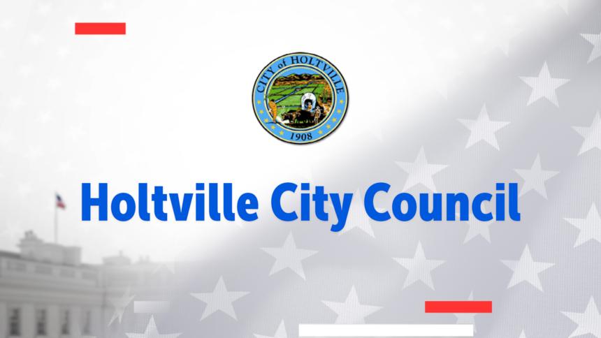 Holtville City Council