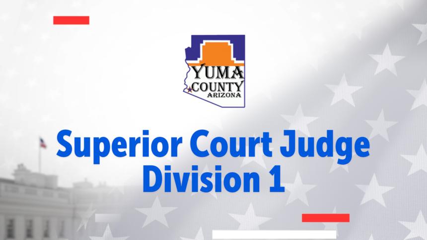 Superior Court Judge Div 1