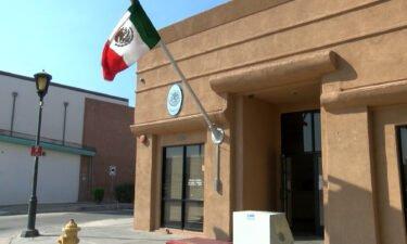 Consulado de México en Yuma