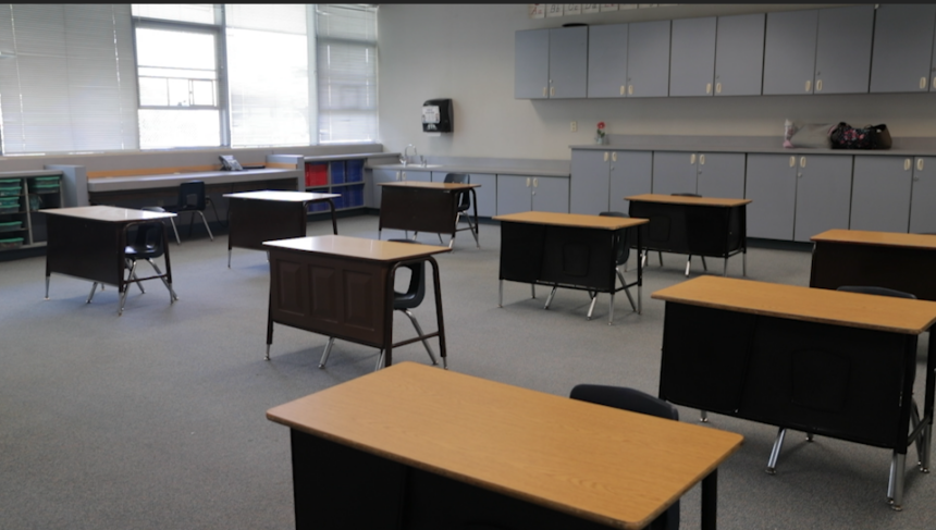 District One classrooms