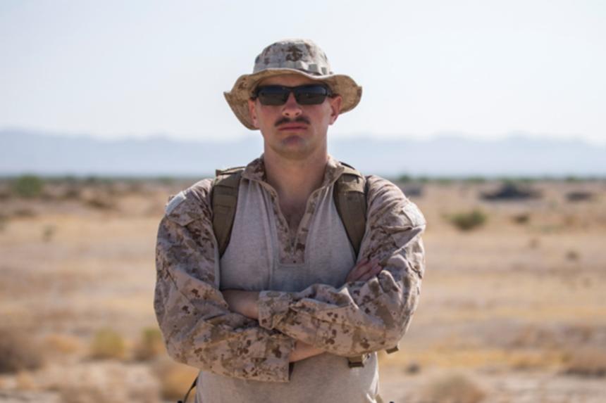military matters: sgt. richard williams