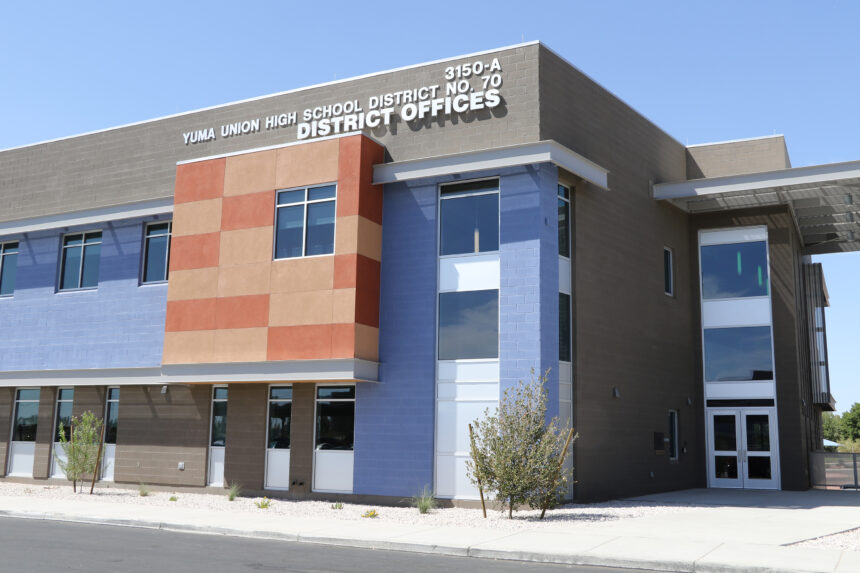 YUHSD District Office Exterior 001