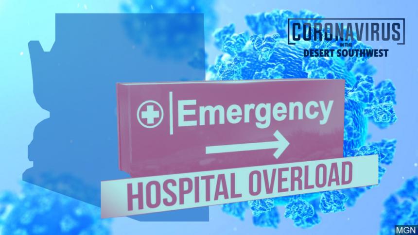 AZ hospitals coronavirus DSW