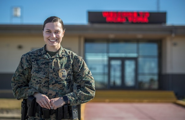 LCpl Caitlyn Toal