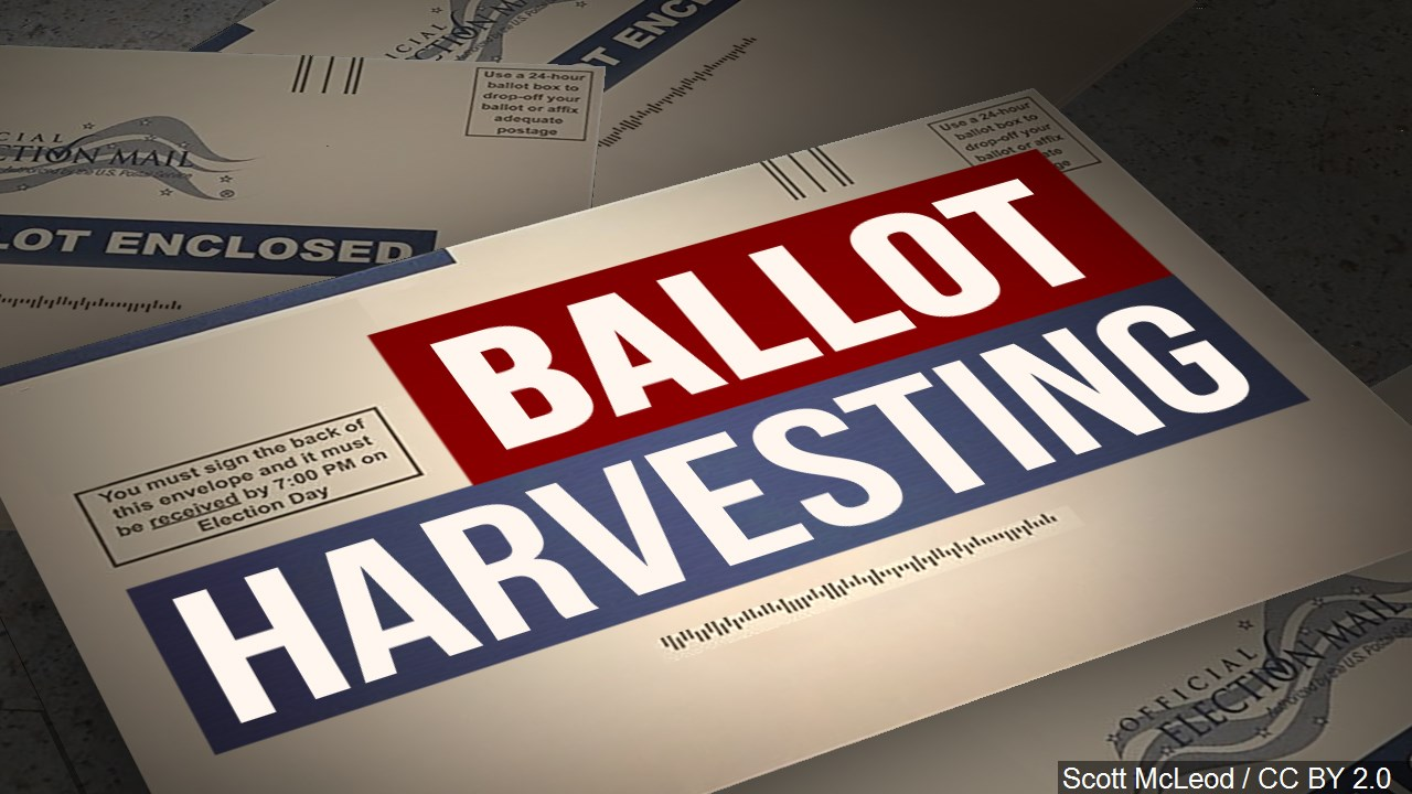 """San Luis residents accused of """"ballot harvesting"""" - KYMA"""