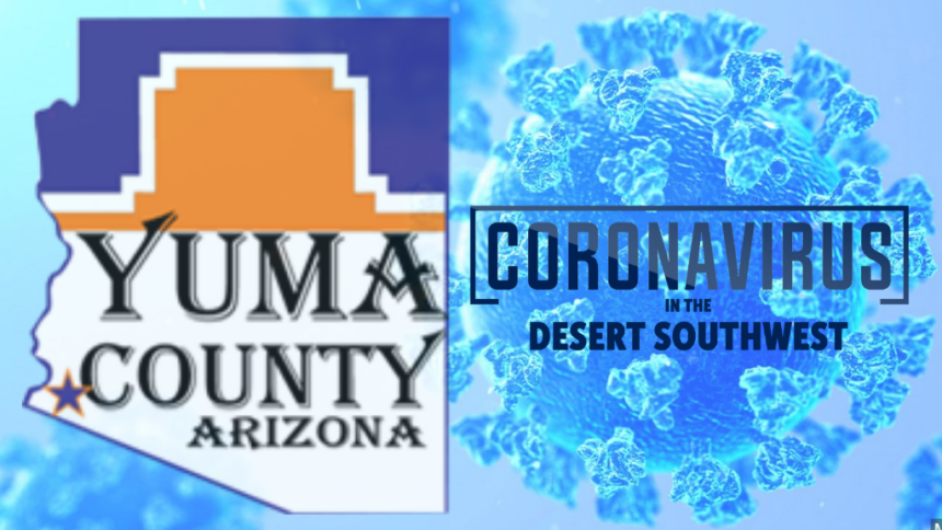 Yuma coronavirus blue