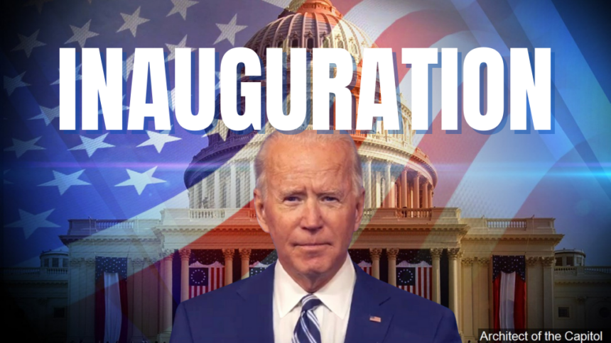 what time is the inauguration 2021 - photo #7