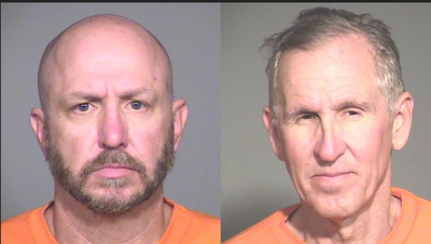 Fugitive inmates