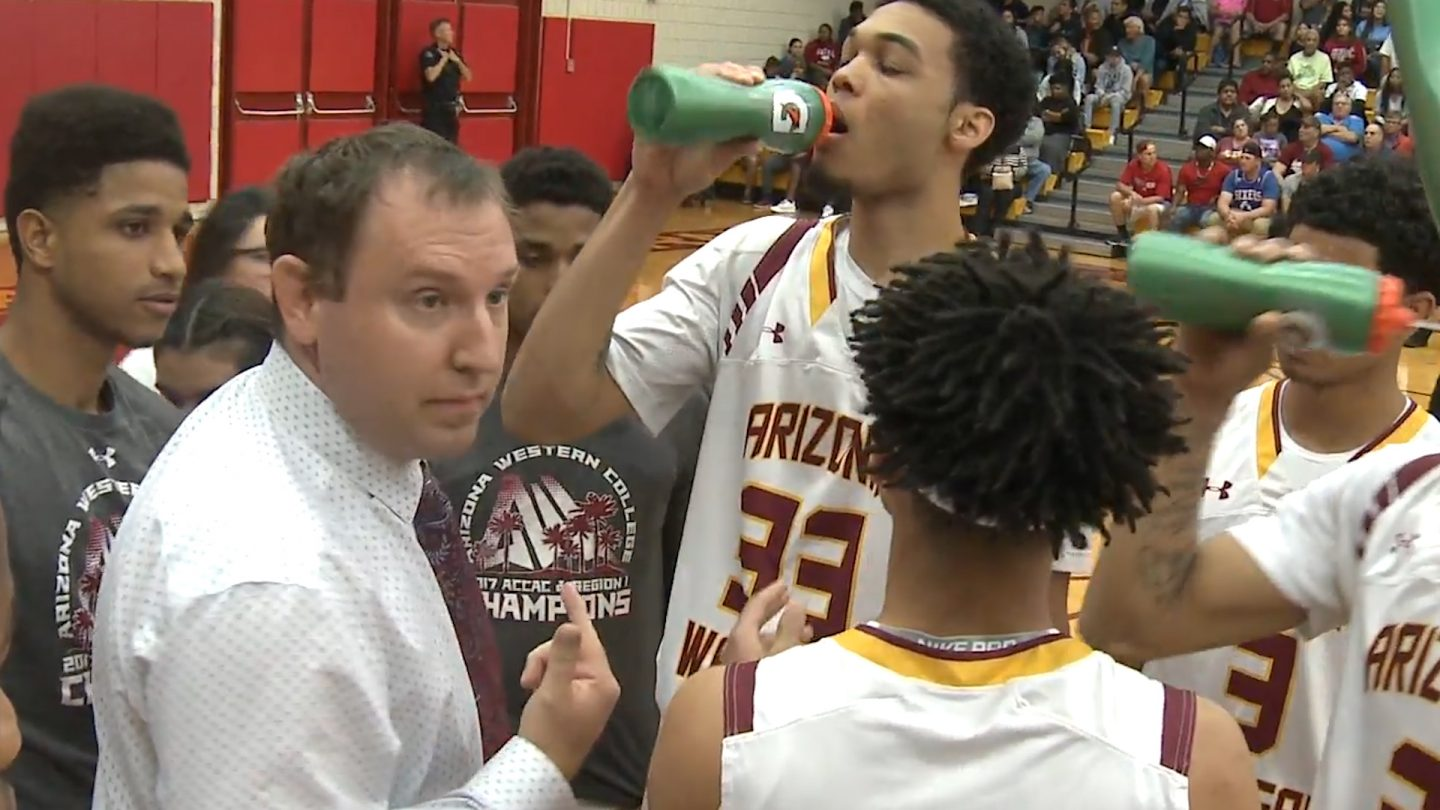 Charles Harral resigns as AWC men's basketball head coach after 10 seasons