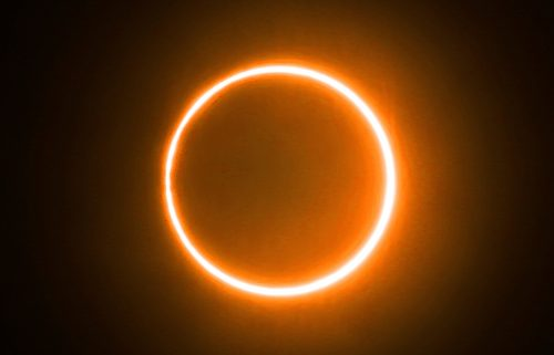 """Some lucky viewers saw a """"ring of fire"""" total solar eclipse in June 2020. Now the moon will partially block out the sun June 10 to create a """"ring of fire"""" solar eclipse."""