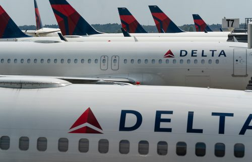 Authorities on June 14 identified the off-duty Delta Air Lines flight attendant who was accused of assaulting two crew members before being subdued on an Atlanta-bound flight that was forced to land in Oklahoma City.