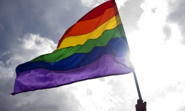 The Pride flag will not be on display at military bases