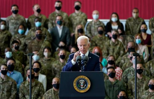 President Joe Biden's expected announcement June 10 that the United States plans to donate 500 million Pfizer Covid-19 vaccine doses globally will be a part of his efforts to reassert US leadership on the world stage