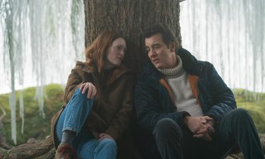 Julianne Moore and Clive Owen in the Stephen King adaptation 'Lisey's Story' (Apple TV+).