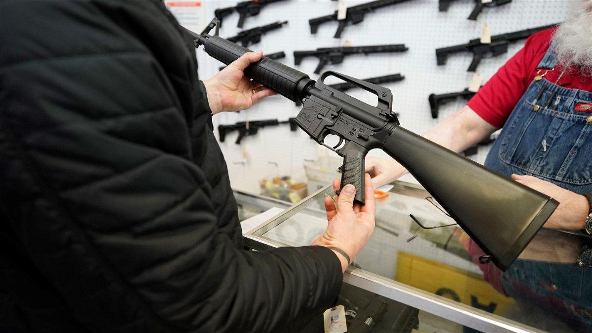 <i>George Frey/Bloomberg via Getty Images</i><br/>
