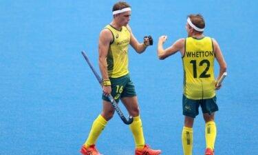 Australia's field hockey team finds success on the field