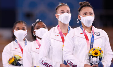 U.S. Women's Olympic Gymnastics Team