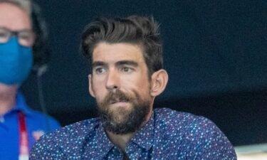 "Michael Phelps says Simone Biles' anguish ""broke his heart"""