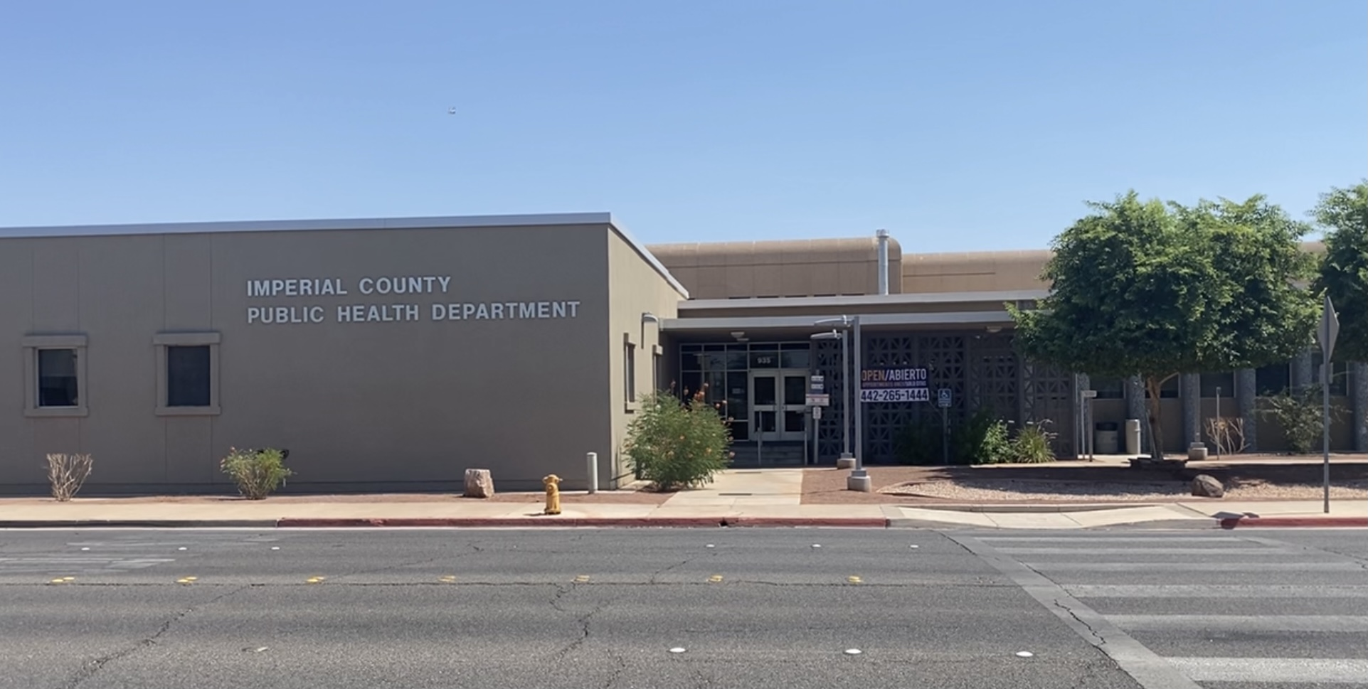 Imperial County Public Health Department