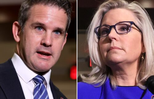 A growing group of rank-and-file House Republicans wants House Minority Leader Kevin McCarthy and GOP leadership to punish Reps. Liz Cheney and Adam Kinzinger for accepting a position from House Speaker Nancy Pelosi to serve on the select committee investigating the January 6 insurrection.