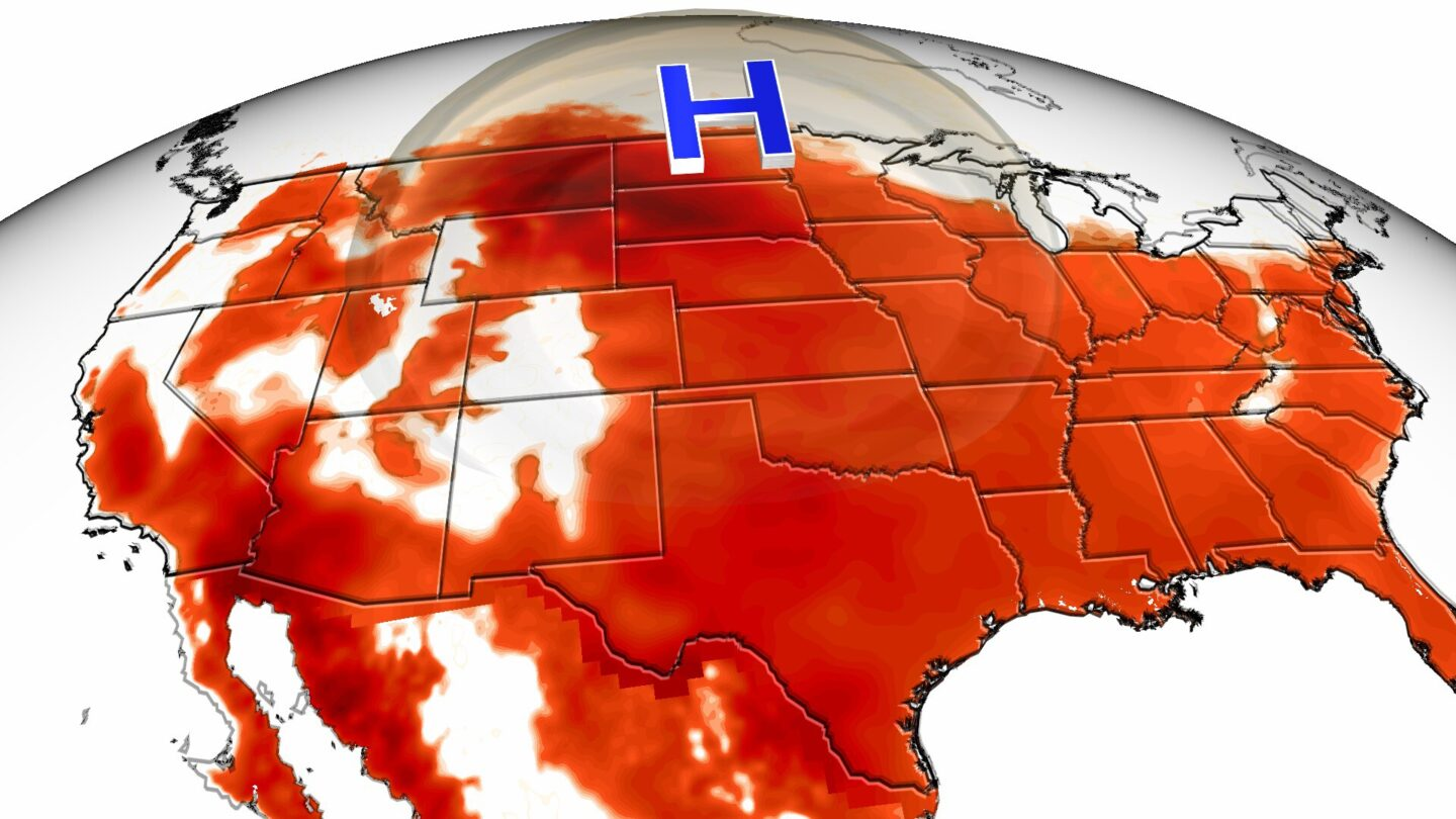 <i>CNN</i><br/>A heat dome positioned over the central US is bringing heat alerts to over 40 million people.