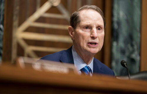 Democratic Sen. Ron Wyden of Oregon will not advance President Joe Biden's pick to lead US Customs and Border Protection until he receives more answers about the agency's role in the Portland unrest last year.