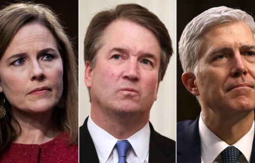 The three appointees of former President Donald Trump have together sealed the Supreme Court's conservatism for a generation