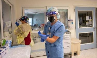 Nurses Assistant Vanessa Gutierrez