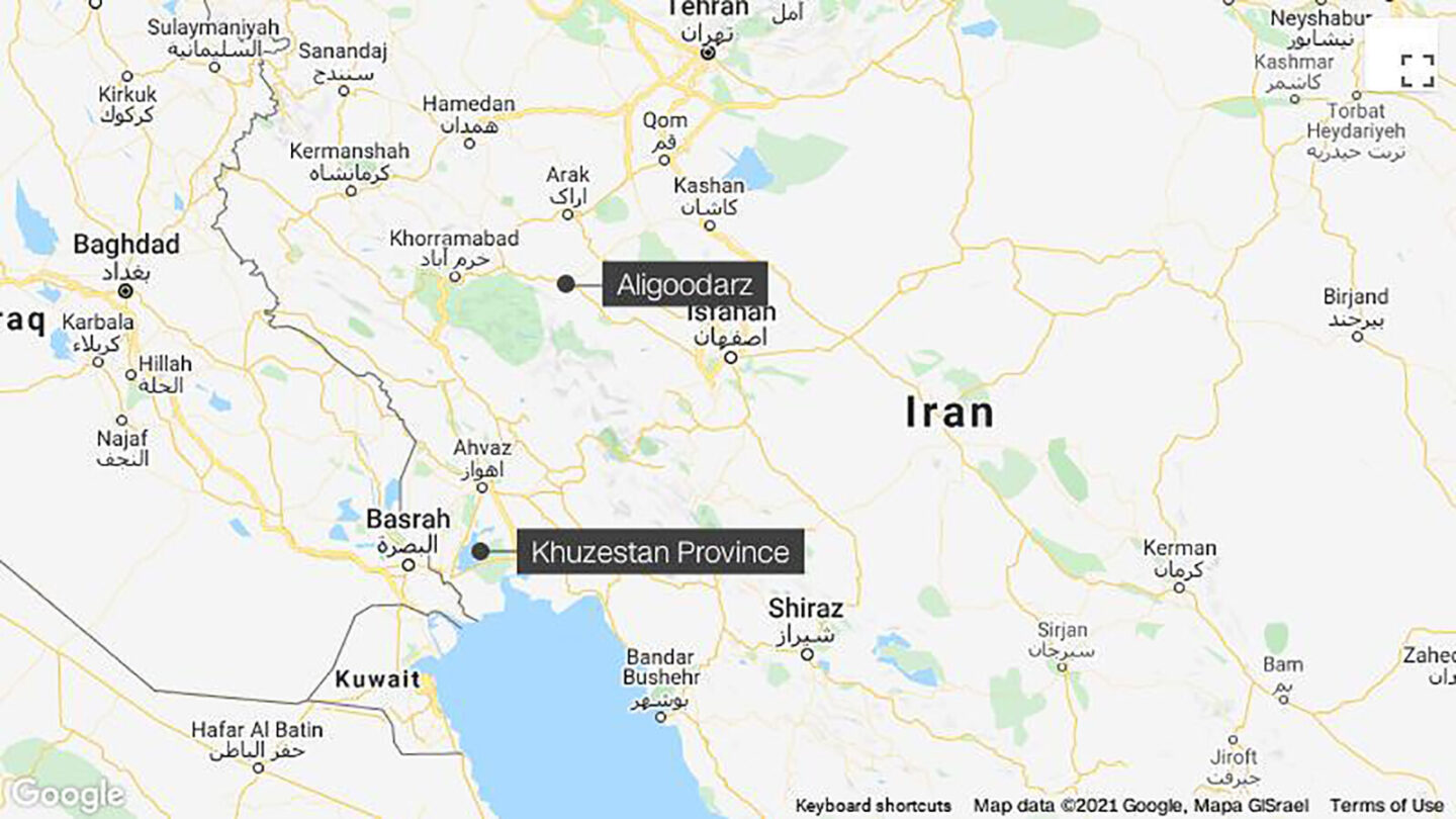 <i>Google</i><br/>Iran's state backed media are reporting that at least three people have been killed during violent protests over water shortages that started in Khuzestan province and have spread to the nearby city of Aligoodarz in Lorestan.