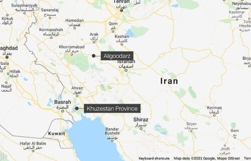 Iran's state backed media are reporting that at least three people have been killed during violent protests over water shortages that started in Khuzestan province and have spread to the nearby city of Aligoodarz in Lorestan.