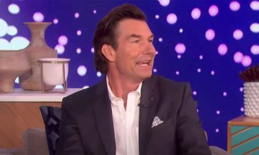 """Jerry O'Connell is the first male co-host of """"The Talk"""" on CBS."""