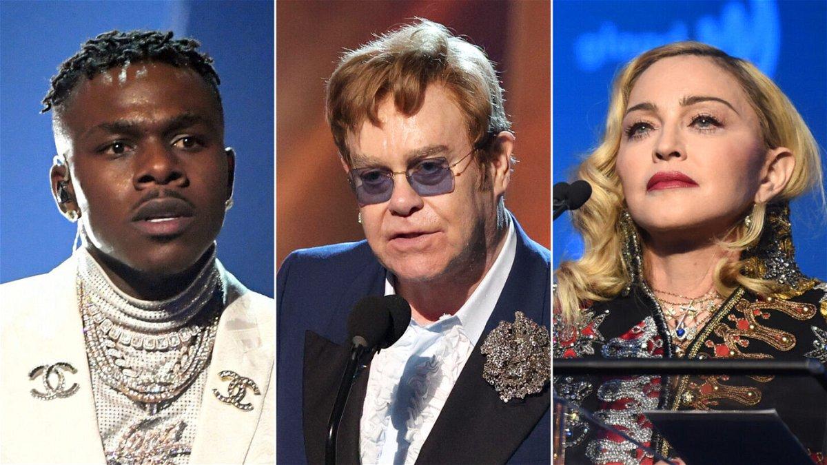 <i>Getty Images</i><br/>Elton John (M)