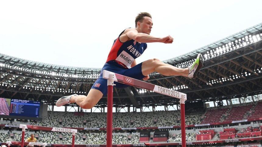 Norway's Karsten Warholm wins 400m hurdles heat with ease - KYMA
