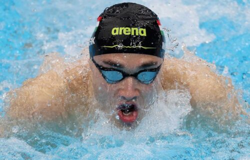 Hungary's Kristof Milak dominates field for 200 fly win