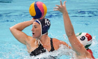 Hungary deals U.S. women first water polo loss in 13 years