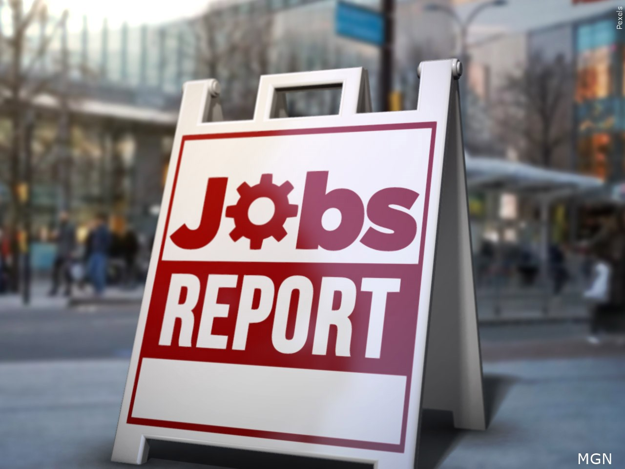 July bringing in more jobs than June.