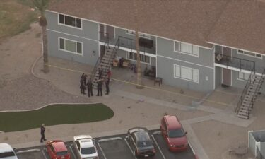 First responders made a disturbing discovery when they found the bodies of two children on Sept. 8 at a Phoenix apartment.