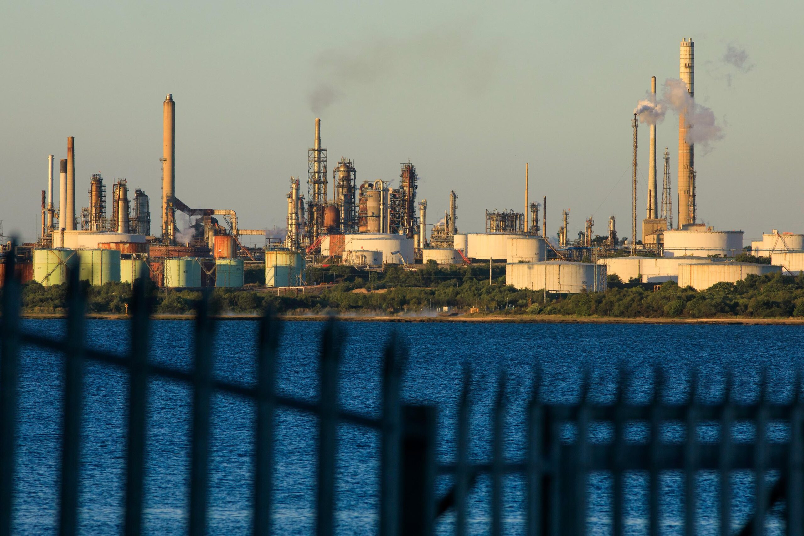 <i>Luke MacGregor/Bloomberg/Getty Images</i><br/>The House Oversight and Reform Committee announces its launching an investigation into fossil fuel industry disinformation on the climate crisis