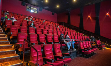 AMC Theatres Wednesday debuted a $25 million national ad campaign to bring audiences back to the movies.