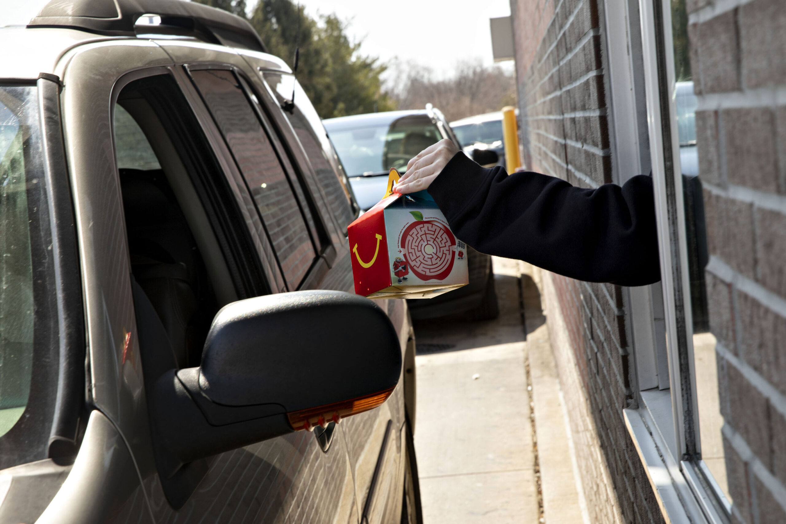 <i>Daniel Acker/Bloomberg/Getty Images</i><br/>McDonald's is making changes to its Happy Meal toys.
